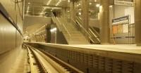 Budowa układu torowego I linii metra w Warszawie - Dworzec Gdański