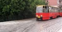 Modernizacja sieci tramwajowej w Grudziądzu - ul. Klasztorna