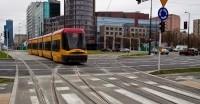 Przebudowa Ronda ONZ w ramach budowy II linii metra w Warszawie