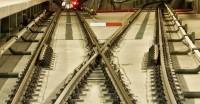 Roboty torowe na II linii metra w Warszawie - od stacji Rondo Daszyńskiego do stacji Powiśle