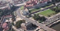 Trasa tramwajowa WZ w Warszawie - etap II